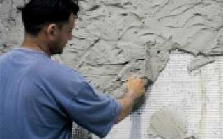 Оштукатуривание фасада дома собственными руками