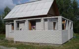 Строим кирпичный дом своими руками: выбираем материал, фундамент, возводим стены и крышу