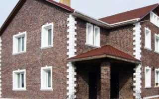 Свойства, виды и применение фасадных красок по кирпичу для наружных работ