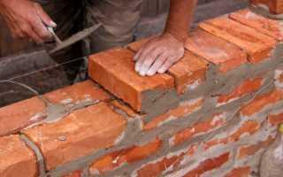 Оптимальная толщина стены из кирпича для коттеджа или дома