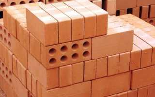 Как выбрать облицовочный кирпич для строительства дома; советы