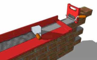 Пошаговая инструкция по укладке облицовочного кирпича с видео