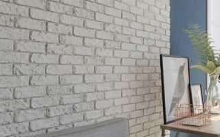 Отделка стен гипсовым декоративным кирпичом: подготовка и укладка