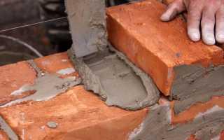 Как приготовить цементный раствор для домашних дел самому