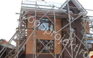 Смета на строительство дома из кирпича (кирпичного коттеджа) по доступной цене