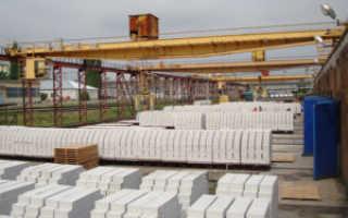 Технология производства силикатных кирпичей