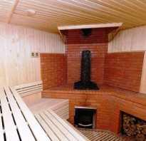 Каменная печь для бани: сооружаем самостоятельно