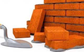 Формула успешного строительства, или как рассчитать количество кирпича на стену