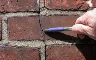 Как обнаружить и устранить дефекты в кирпичной кладке
