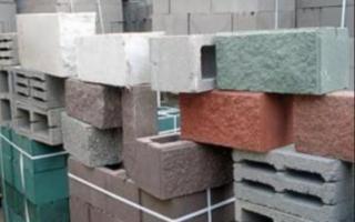 Виды блоков для строительства домов своими руками