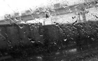 Можно ли класть кирпич в дождь