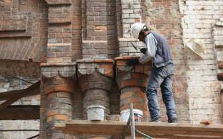 Разновидности ремонта кирпичных фасадов и способы устранения дефектов