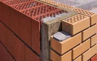 Стандарты толщины и других параметров кирпичной стены и необходимость их соблюдения