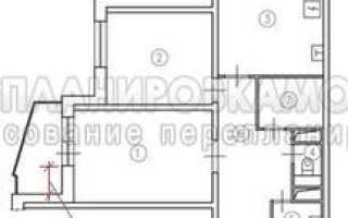 Размер противопожарного простенка при перепланировке квартиры