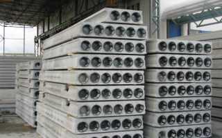 Крепление и анкеровка плит перекрытия в кирпичных зданиях
