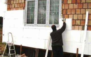 Установка, монтаж окон в частном доме своими руками