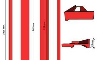 Заводские и самодельные приспособления для кладки кирпича