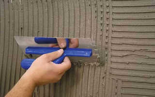 Имитация кирпичной кладки: отделываем стены своими руками