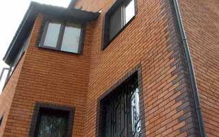 Облицовочный кирпич: чтобы фасад дома был безукоризненным