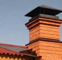Как сделать дымоход из кирпича: схема, устройство, советы эксперта