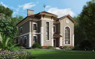 Дом из кирпича проекты и цены