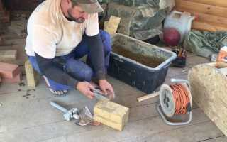 Технология изготовления шамотного кирпича