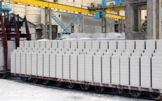 Подробное описание процесса производства силикатного кирпича
