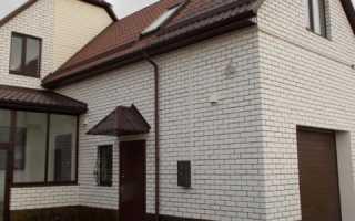 Дома из силикатных кирпичей