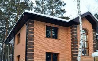 Отделка фасада кирпичом; рекомендации по выбору материалов и способы их нанесения и крепления (100 фото)