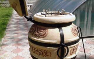 Азиатская печь; тандыр: что это, принцип работы, преимущества