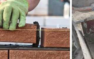 Сколько цемента расходуется на 1 кубометр кладки из кирпича