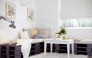 Белый кирпич в; интерьере; 40 фото удачных дизайнерских решений