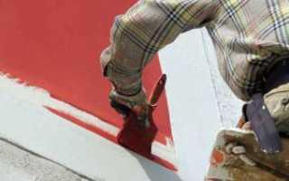 Технология покраски фасада частного дома при помощи фасадной краски выбор материала и подготовка поверхности