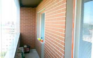 Как покрасить кирпичную или оштукатуренную стену   на балконе или лоджии своими руками, какую краску выбрать