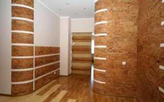 Отделочные материалы для внутренних стен дома
