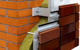 Плюсы, недостатки и правила создания вентилируемого фасада для кирпичного строения