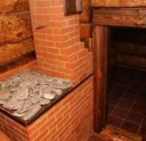 Кирпичные печки в баню и схемы как сделать своими руками