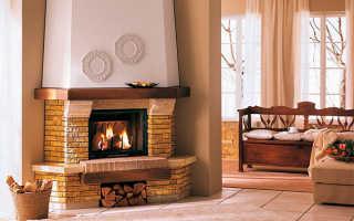 Чем и как штукатурить печи и камины: огнеупорный раствор отделка