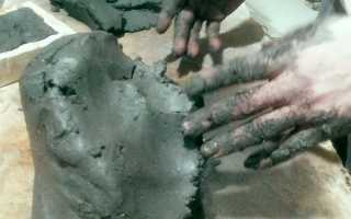 Шамотные глины