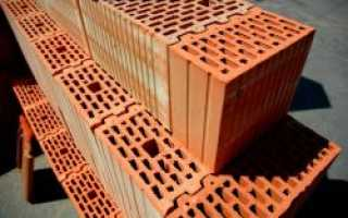 Керамический кирпич и керамический камень – в чем различия
