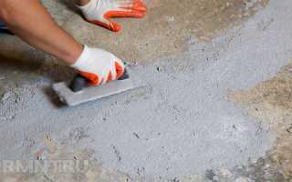 Заделка и герметизация трещин в; кирпичной кладке и; бетоне