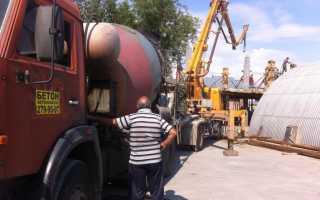 Как замесить цементный раствор