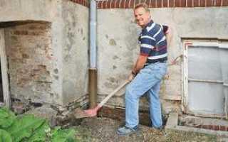 О ремонте цоколя фундамента