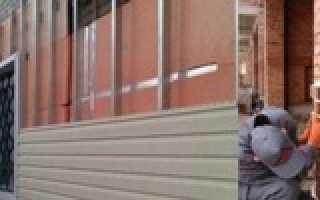 Утепление фасада кирпичного дома; обзор проверенных методов