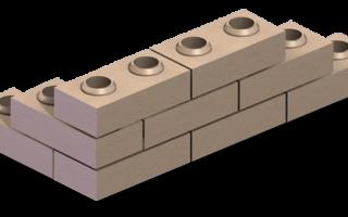 Как строить из лего кирпича