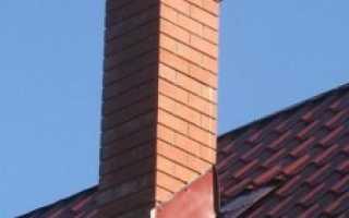 Особенности устройства и возведения дымохода из кирпича
